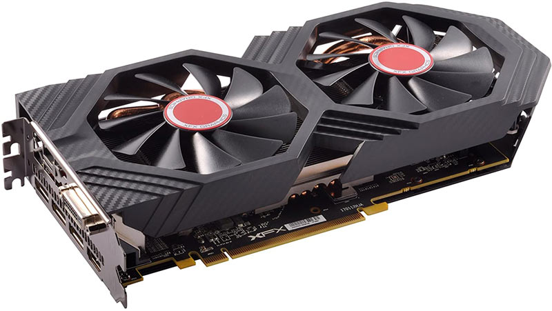 another AMD cheapest graphics card for VR PC