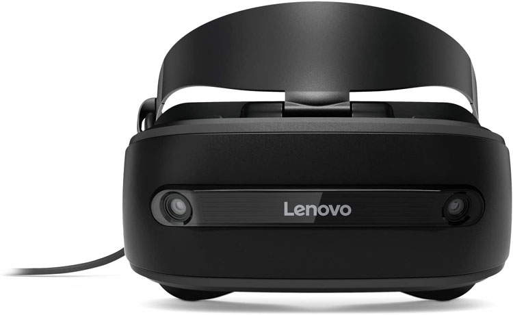Lenovo cheap WMR headset