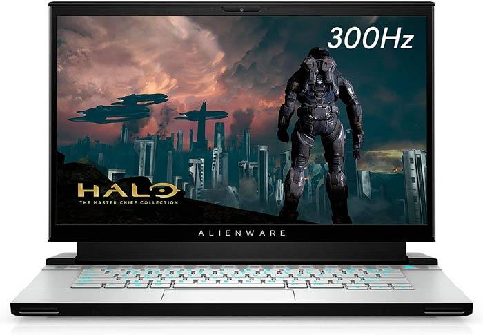Alienware 300hz vr laptop for VR development