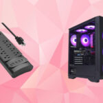 how many joules for gaming pc