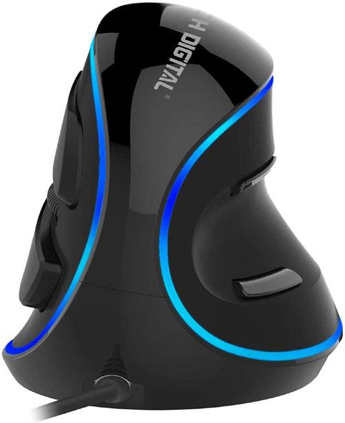Vertical Best Ergonomic Mouse For Large Hands