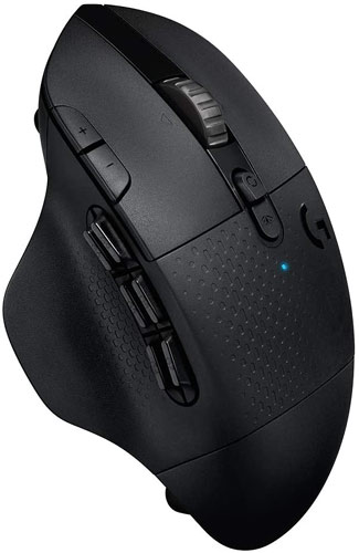 Logitech gaming mouse for large hand